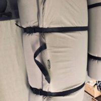 roll up camping mattress