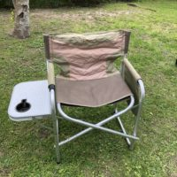 directors camping chair for hire