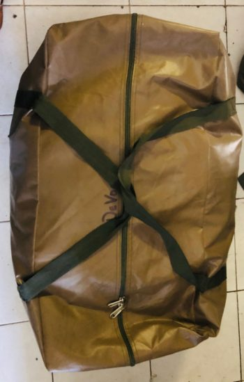 bag for large tent